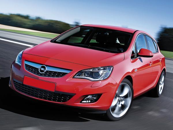 Astra – предвестник нового этапа развития Opel