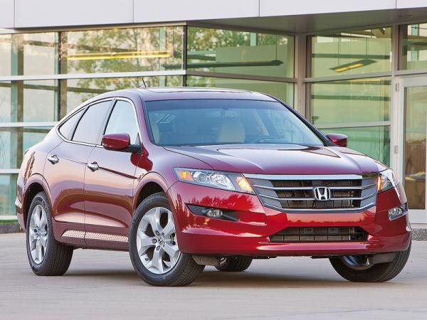 Новый Honda Accord стал вседорожником