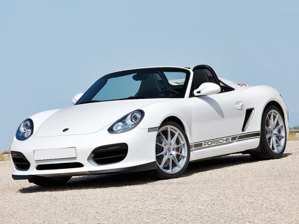 Porsche Boxster Spyder: дань истории