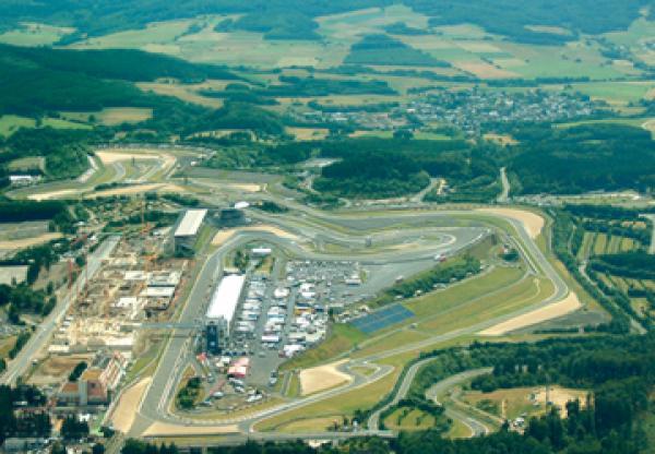 Nurburgring - история одной гоночной трассы