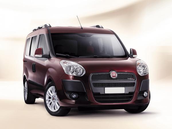 Fiat Doblo: смена поколений