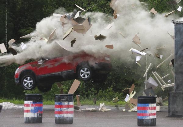 Nissan Qashqai: актерский дебют автомобиля