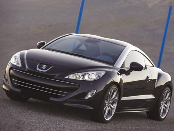 Peugeot RCZ можно купить и в Украине