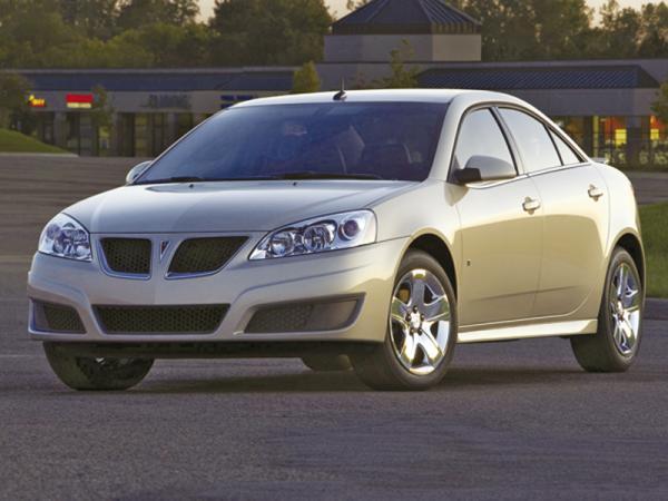 Pontiac прекратил выпуск автомобилей