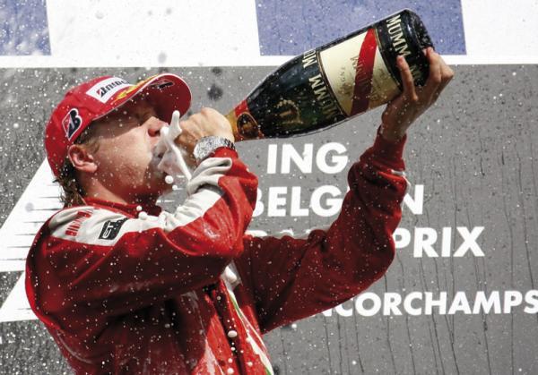 F1: Ряйкконен уже присматривается к WRC