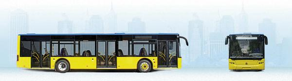 Евро-2012 будут обслуживать украинские автобусы