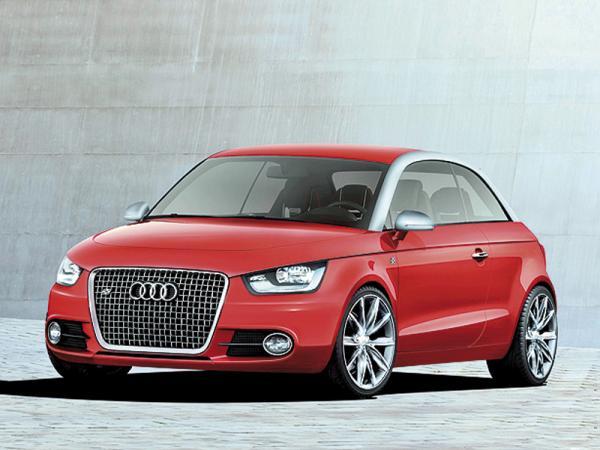 Audi A1 появится в 2010 году