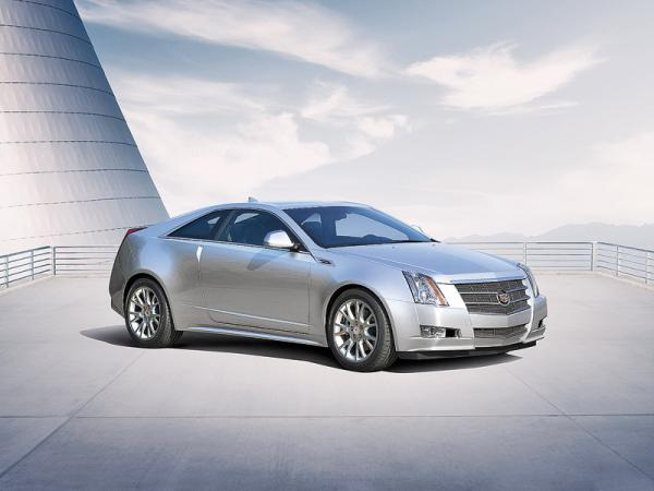 Cadillac CTS Coupe: возвращение купе