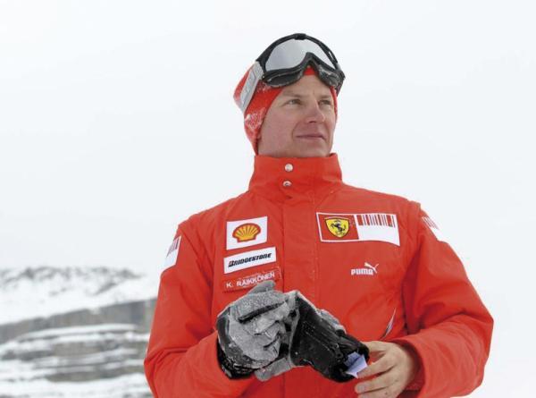 """Кими Ряйкконен сменил """"Формулу-1"""" на WRC"""