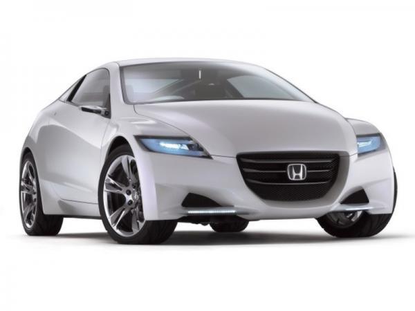 Honda CR-Z: спортивный гибридный автомобиль