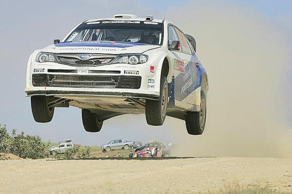 Subaru возвращается в ралли!