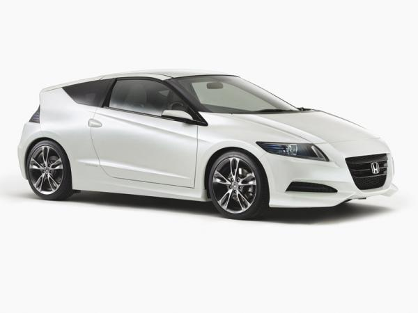 Honda CR-Z появится в феврале