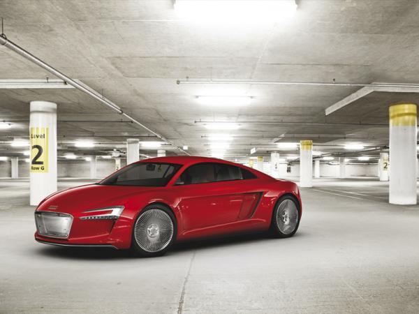 Audi R8 e-Tron станет серийным