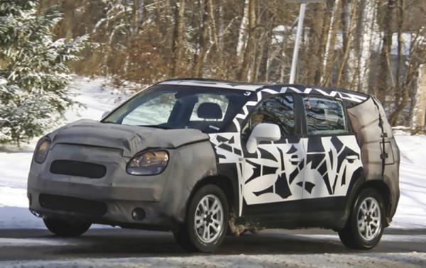 Chevrolet Orlando заменит Chevrolet HHR