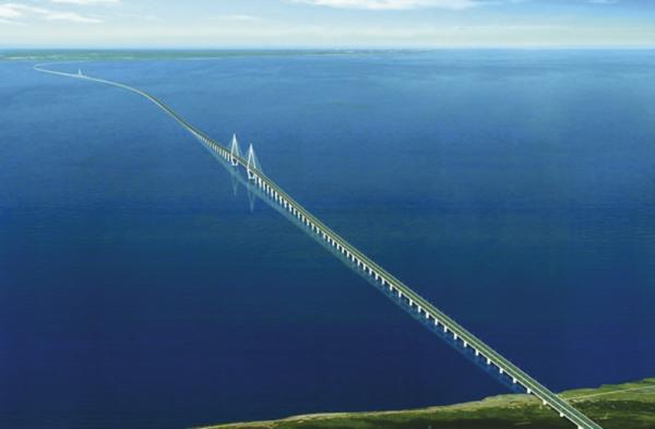 Самый длинный в мире мост