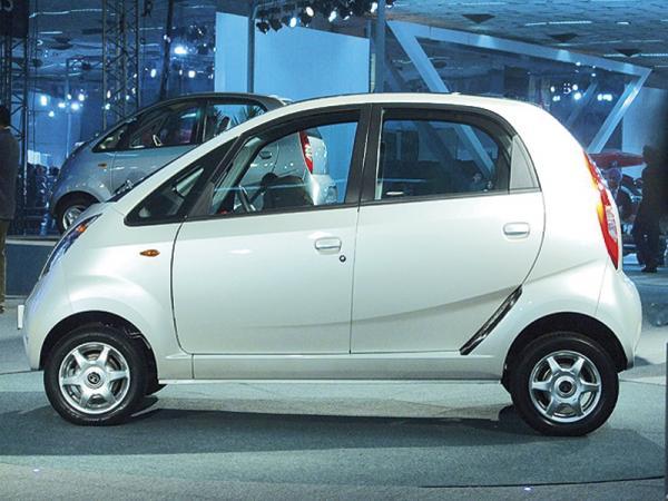 Tata Nano европейский вариант