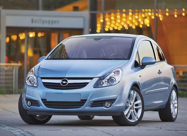 Opel Corsa: модернизация линейки двигателей