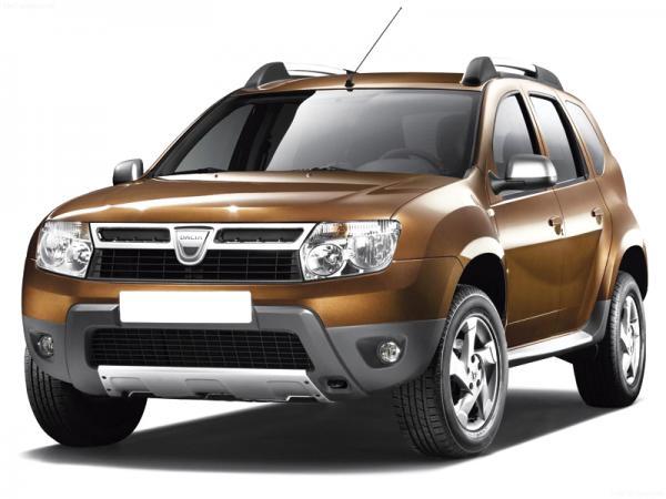 Dacia Duster: вседорожный первенец