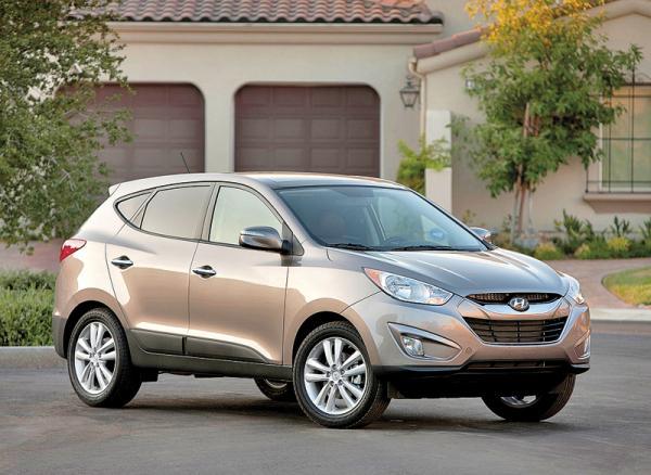 Hyundai ix35: смена названия и смена стиля