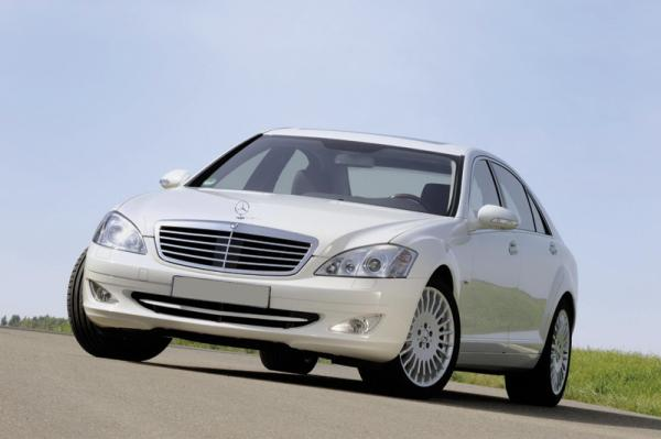 В Mercedes-Benz готовят экономный S-Class