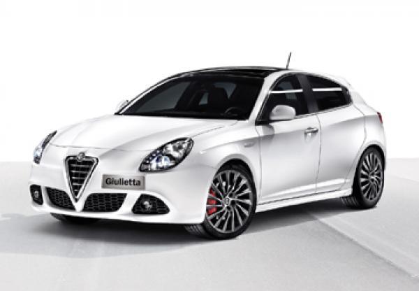 Alfa Romeo Giulietta - неследник модели 147