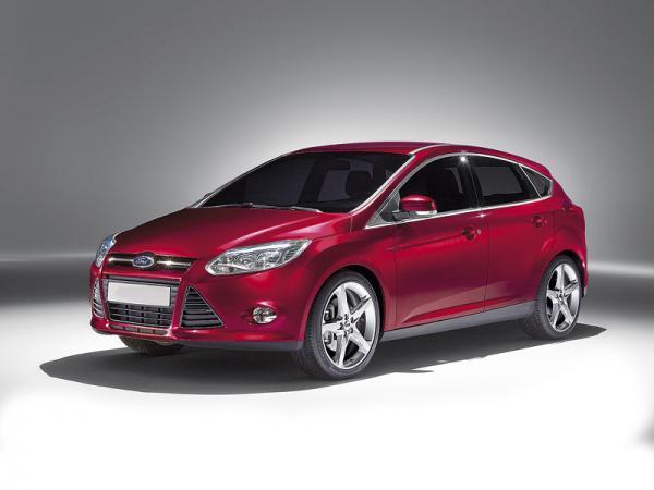Ford Focus: третье поколение