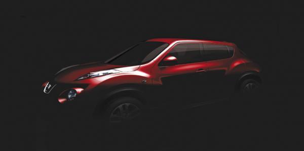 Nissan Juke – новый кроссовер