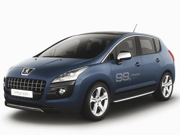 Peugeot намерен сменить логотип