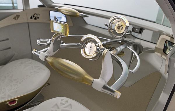 Можно ли управлять автомобилем без руля?