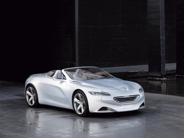 Peugeot SR1 Concept: предвестник изменений