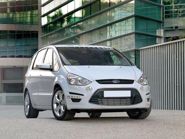 Ford S-MAX: обновление мини-вэна