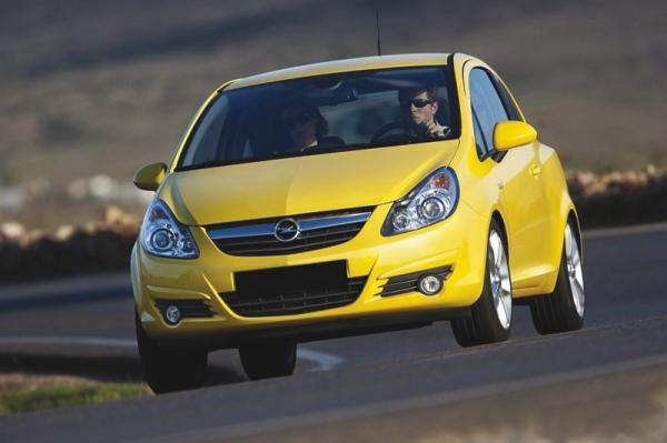 Opel Corsa: обновленная модель доступна в Украине