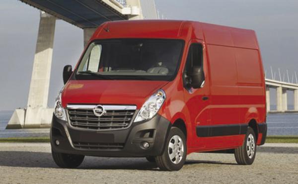 Opel Movano: второе поколение