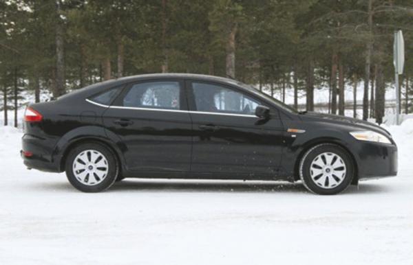 Ford Mondeo 2011 модельного года