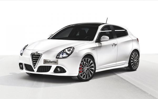 Alfa Romeo Giulietta снимает гриф секретности