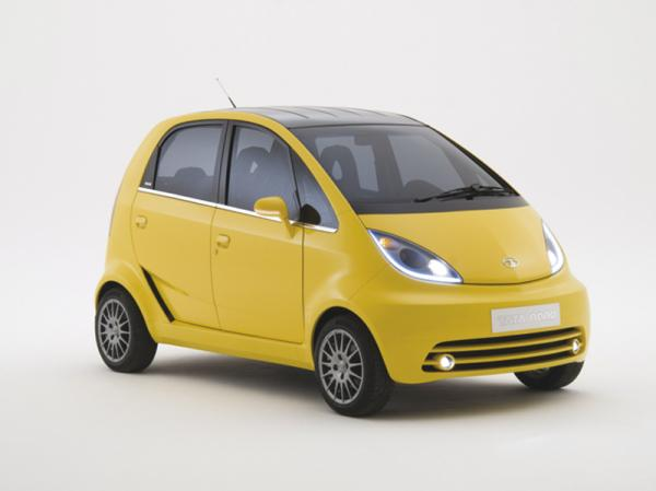 Tata Nano станет в три раза дороже