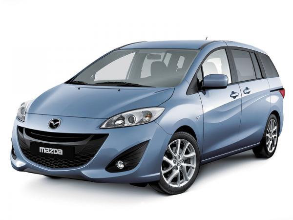 Mazda 5: новое поколение