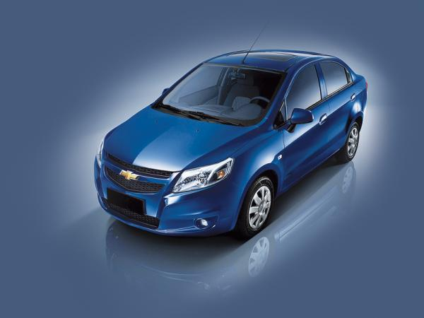 Chevrolet Sail: родом из Шанхая