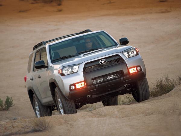 Toyota 4Runner: его стихия – бездорожье