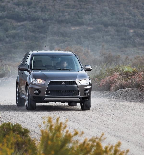 Mitsubishi Outlander: новый образ