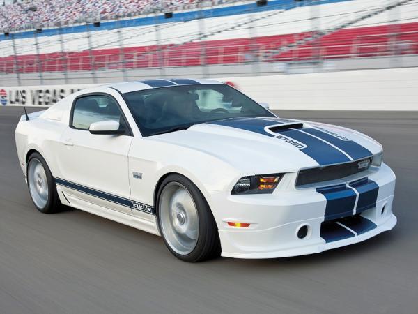 Shelby GT350: юбилею легенды посвящается