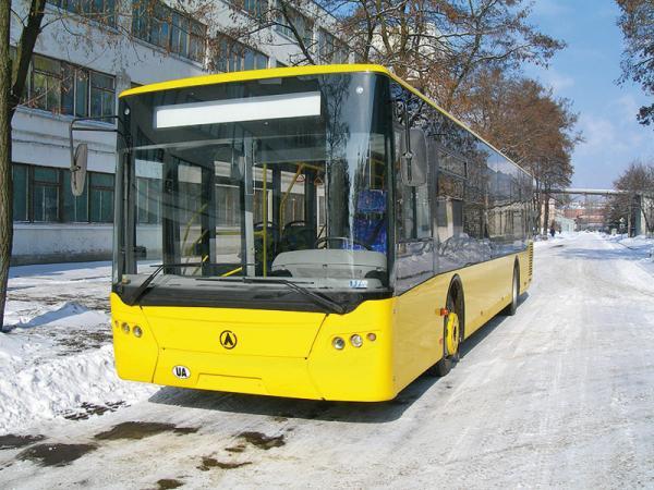 Львов. Автобусы ЛАЗ будут ездить в Македонии