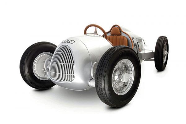 Audi примет участие в шоу игрушек