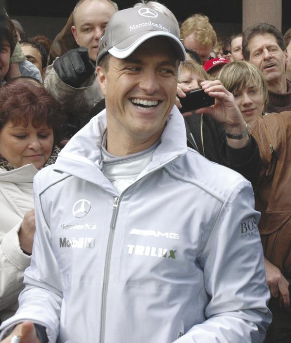 """F1: Братья Шумахеры могут воссоединиться в """"Формуле-1"""""""