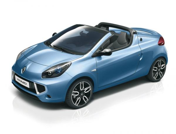 Renault Wind: свежий ветер