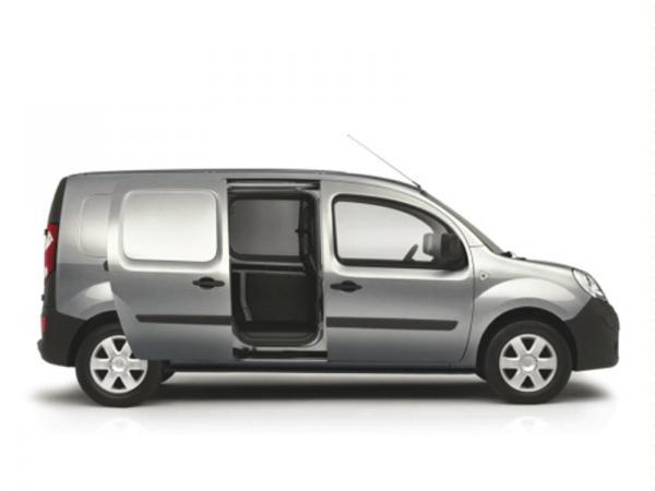 Kangoo Van Maxi: удлиненный фургончик