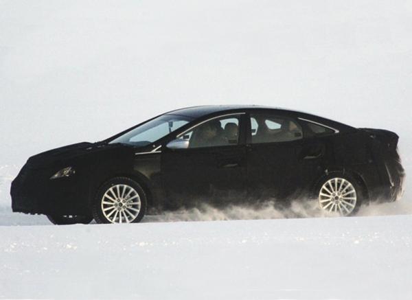 Hyundai Grandeur на замену Azera