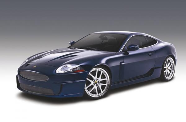 Jaguar 75 лет