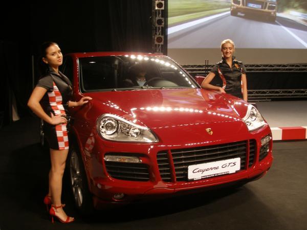 Porsche Cayenne GTS в Украине