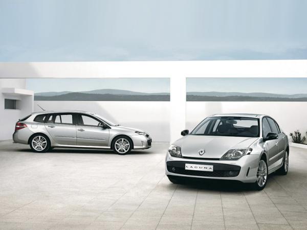 Самый мощный Renault Laguna